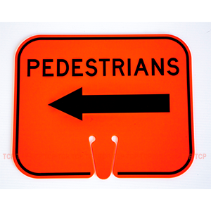 Pedestrian Management